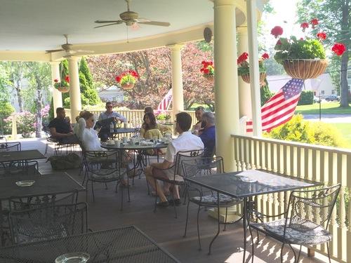 Our Porch