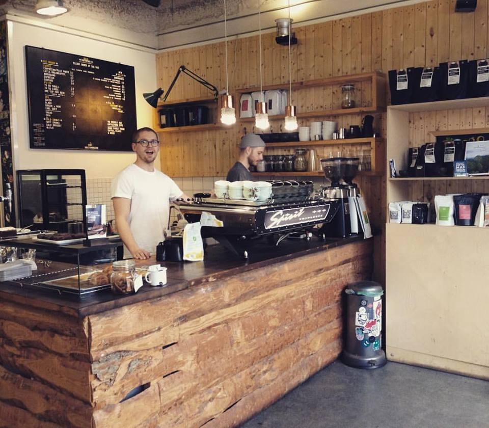 Oslo Kaffebar, berlin opened june 2012
