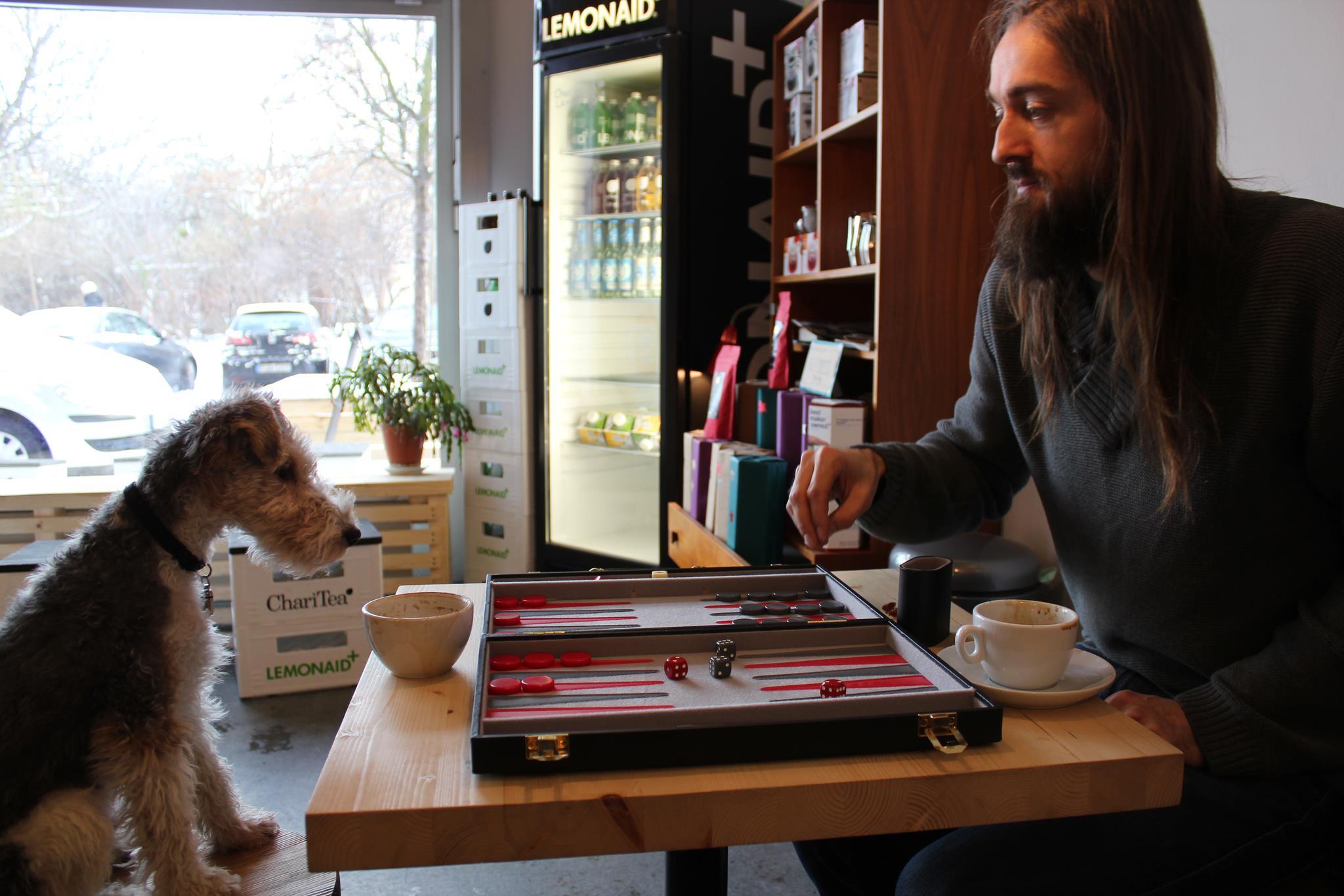 Oslo kaffebar, Berlin