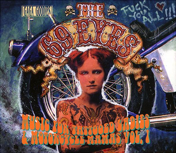 The 69 Eyes-Music For Tattooed Ladies & Motorcycle Mamas Vol.1 EP (CD-EP) (GOCD2).jpg