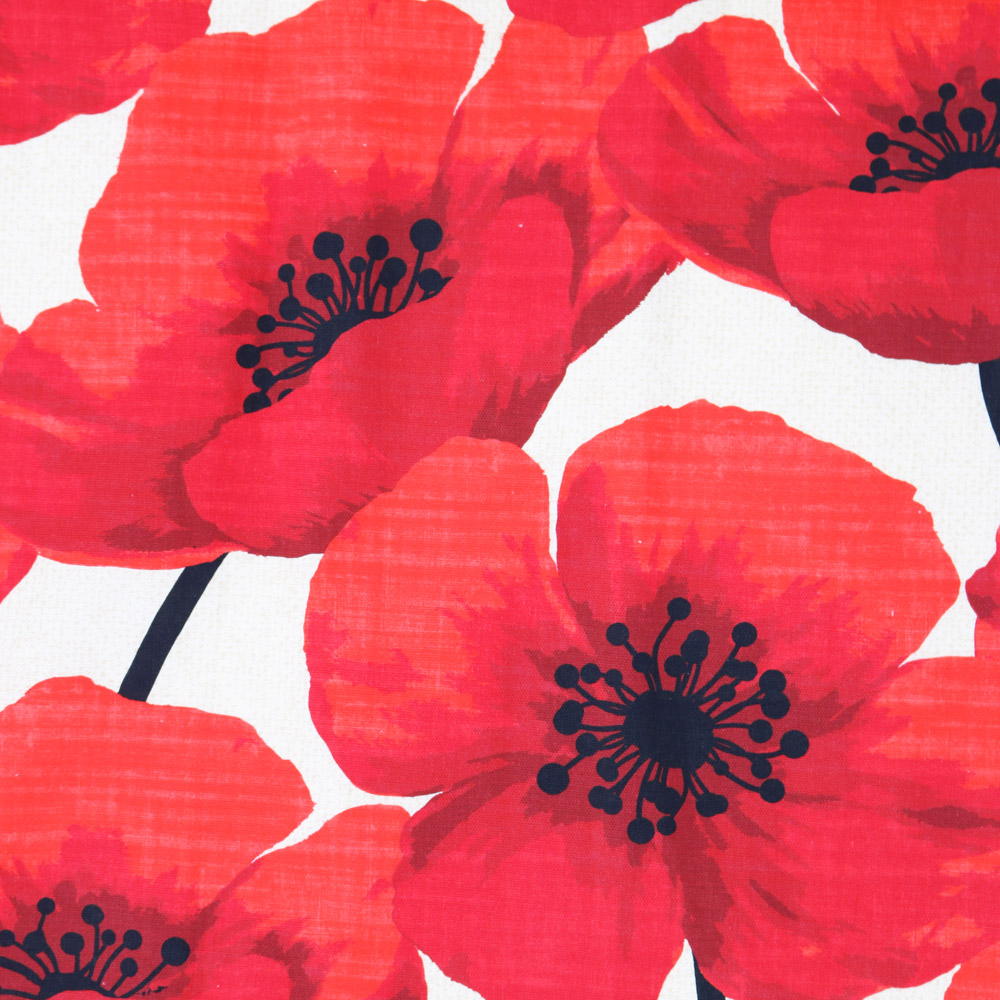 Poppy from the W'innovate print portfolio