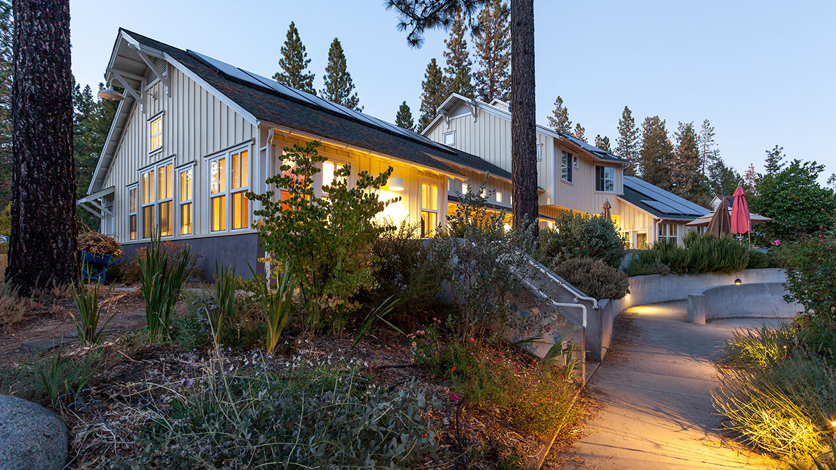 Nevada City Cohousing Common House