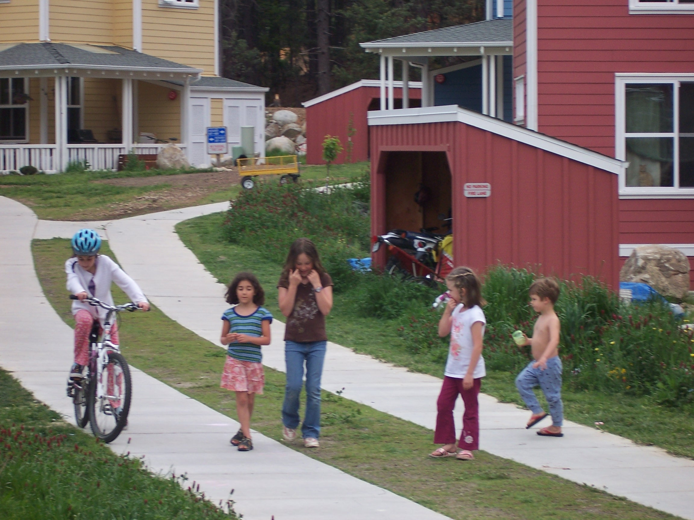 Nevada City Cohousing, Nevada City, CA
