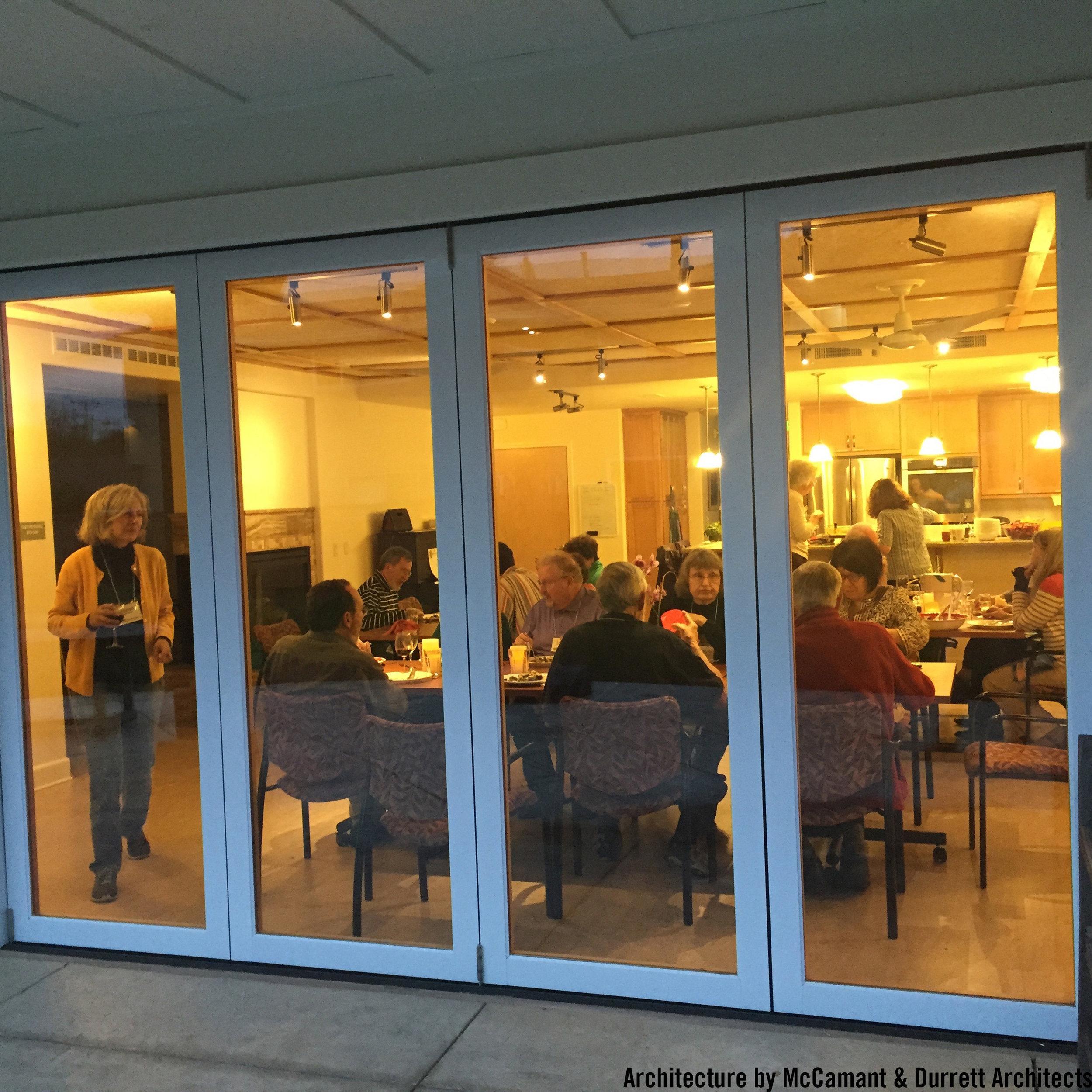 Quimper Village Senior Cohousing, Port Townsend, WA   |  Architecture by McCamant & Durrett Architects