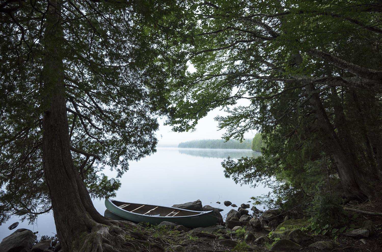 canoe trip Vermont
