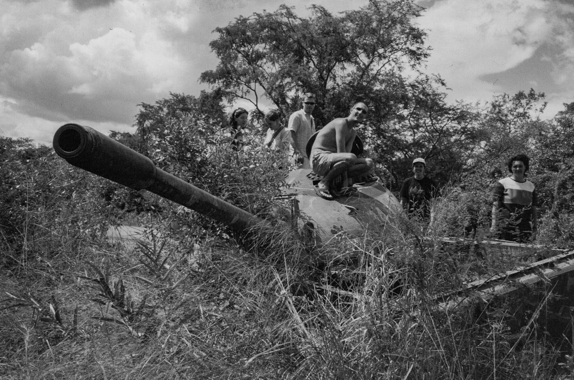 """Reminder of the past"", Uganda"