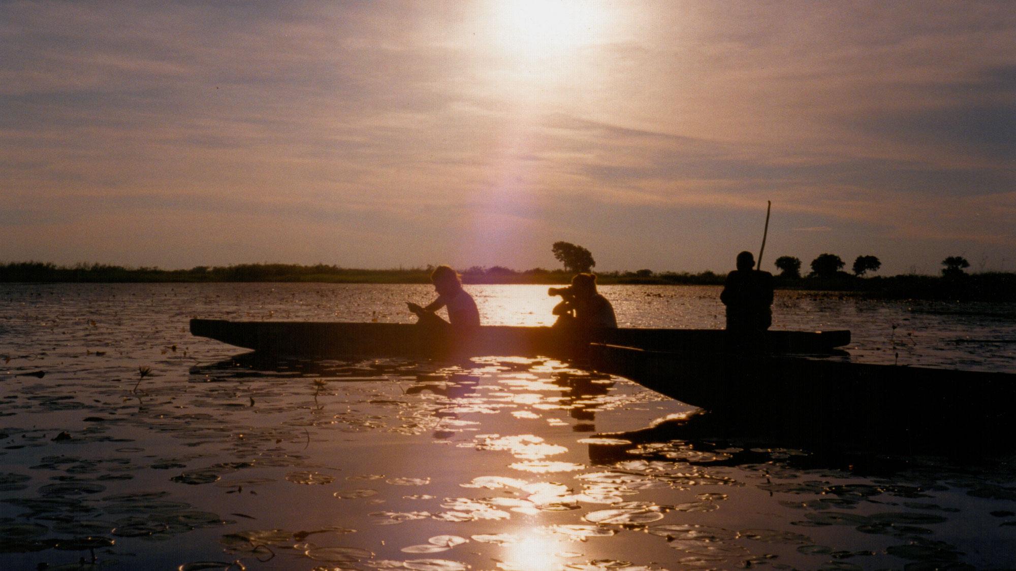 """Mokoros in the Delta"", Botswana"