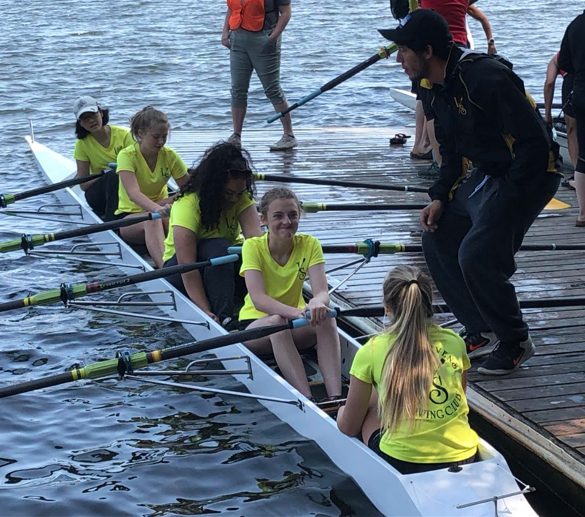 We are ready for an exciting season of rowing, teamwork and fun with our Junior Fall Season. Sign up now for Fall Season or if you are new to rowing, try our  FREE Experience Crew  trial period and see what the fun is all about!