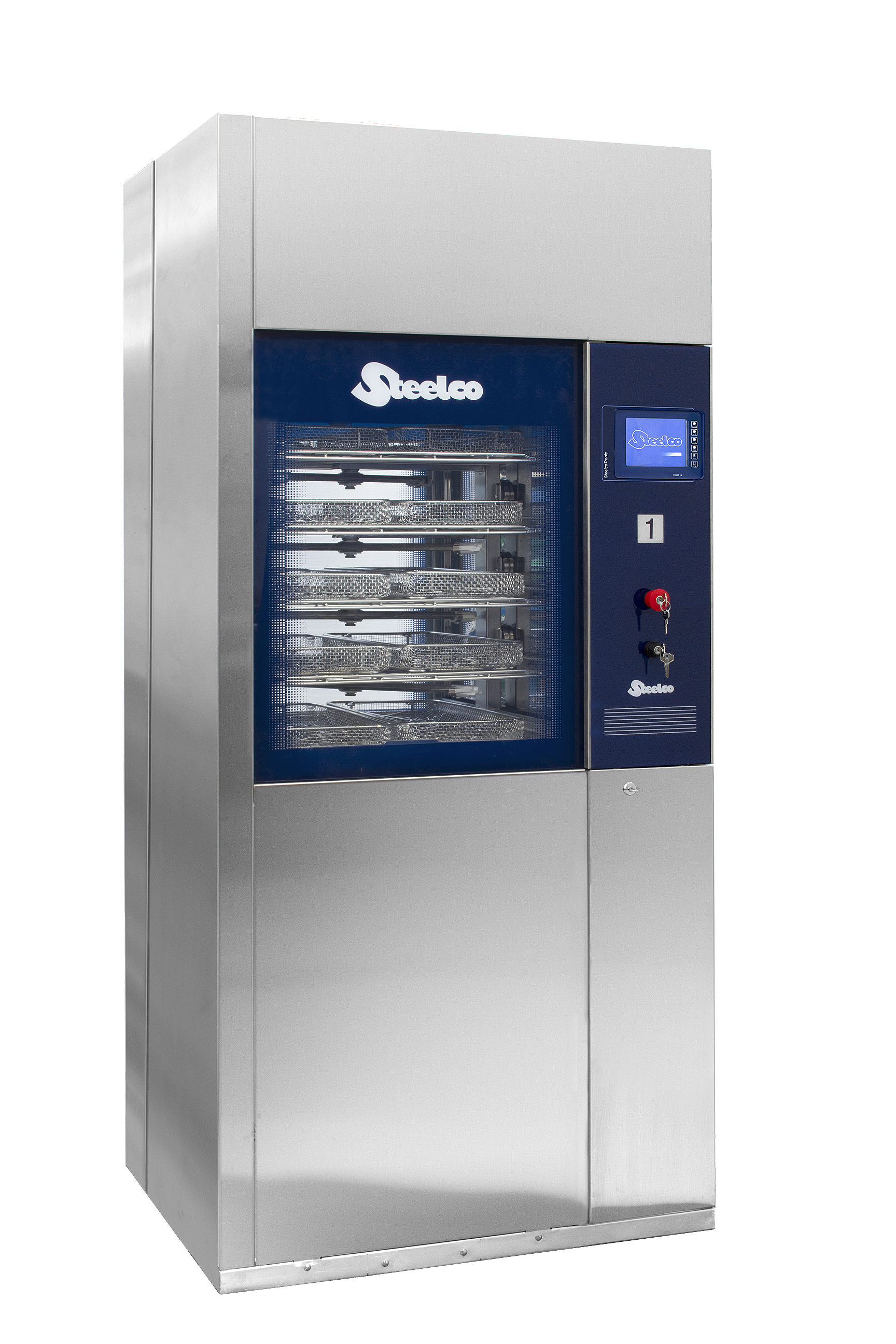 Steelco DS 800