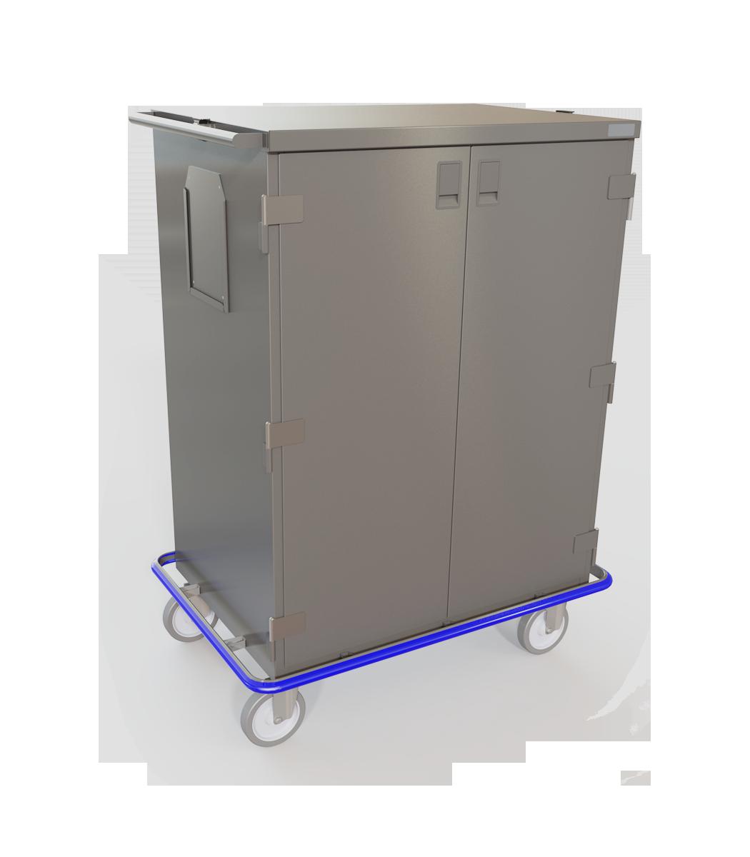 Closed Case Cart