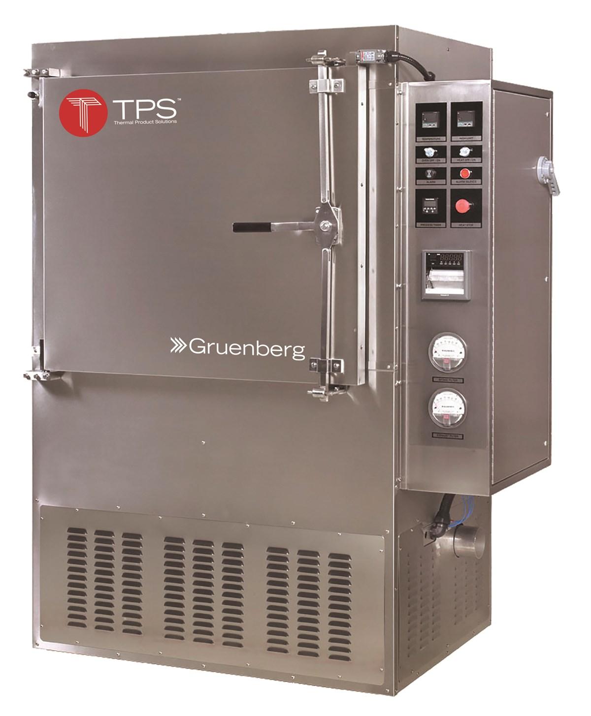 Gruenberg Dry Heat Cabinet Style Lab Animal Science Sterilizer