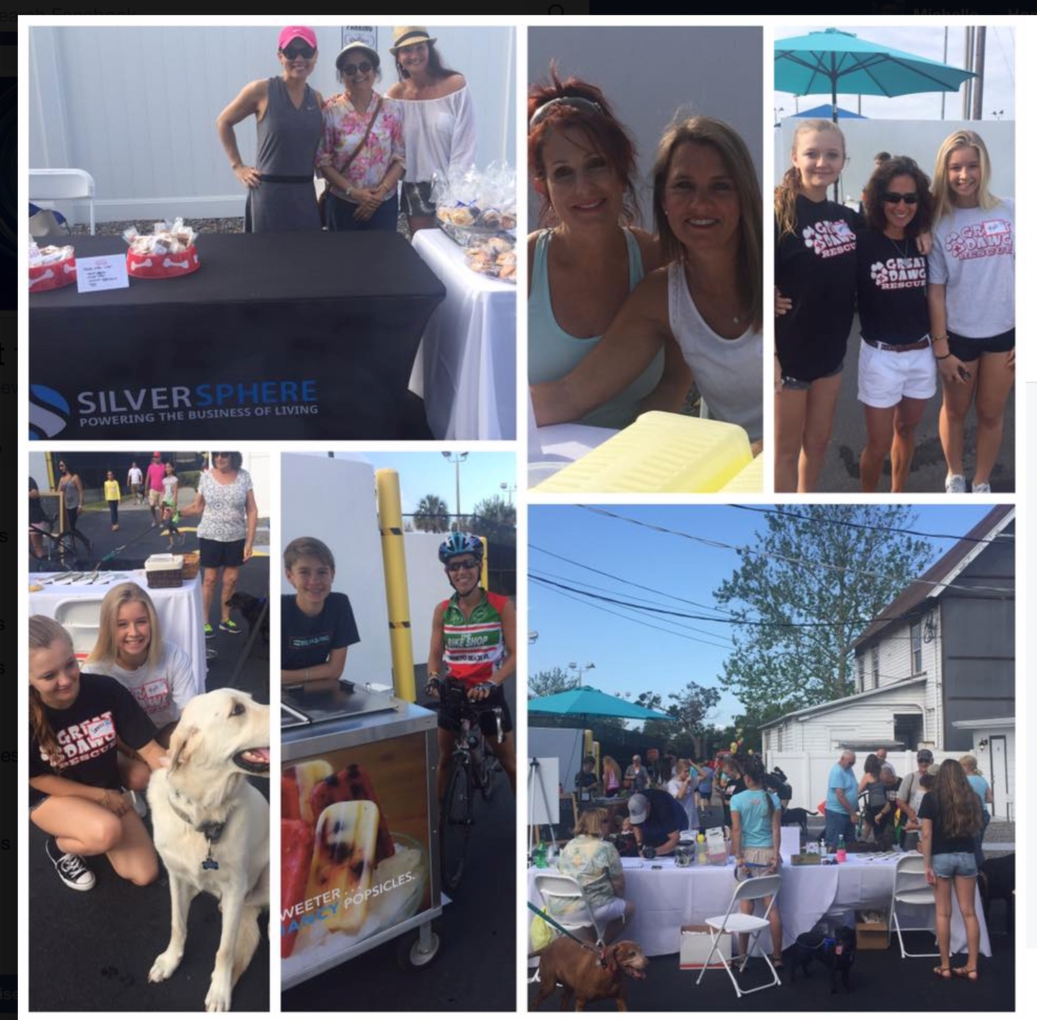 Some of the pictures from our April Event with Great Dawg Rescue. Thank you to everyone who came and supporting us!