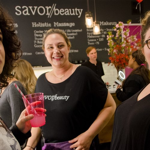 "GROWTH OPPORTUNITIES   ""Since getting a job at Savor Beauty,  my confidence has grown so much both personally and professionally .   I feel that the management really believes in me and holds me to the highest standards. The company is growing tremendously so  there are so many opportunities for growth !""  - Carly, West Village Assistant Manager"