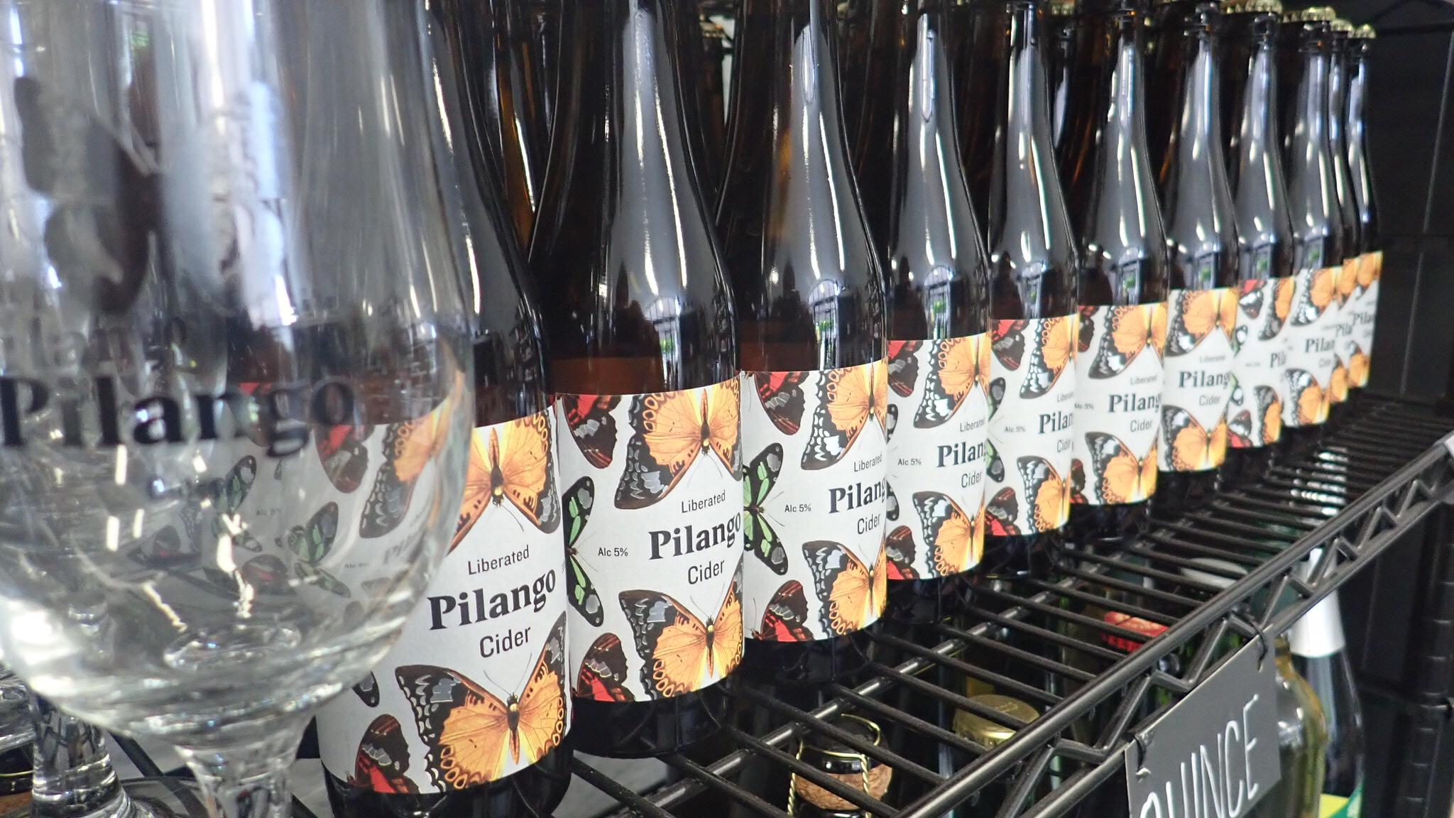 Pilango & UK Cider -