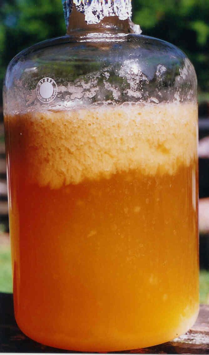 Keeved Cider