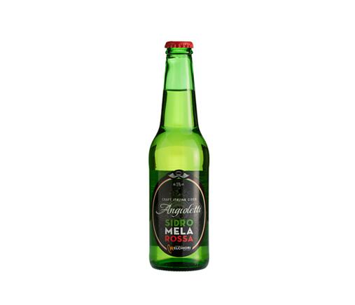 Angioletti Mela Rossa craft Italian cider 330ml (5% ABV)