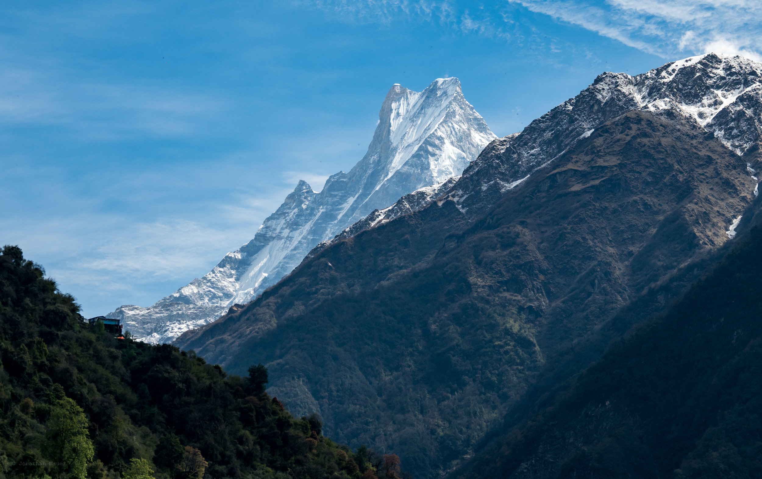 "The ""Fishtail"" Machapuchare"
