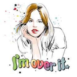 """Atlanta De Cadenet Taylor's """"I'm Over It"""" Podcast"""