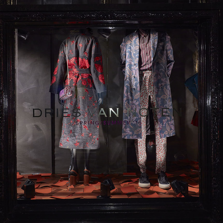 Dries Van Noten, Liberty