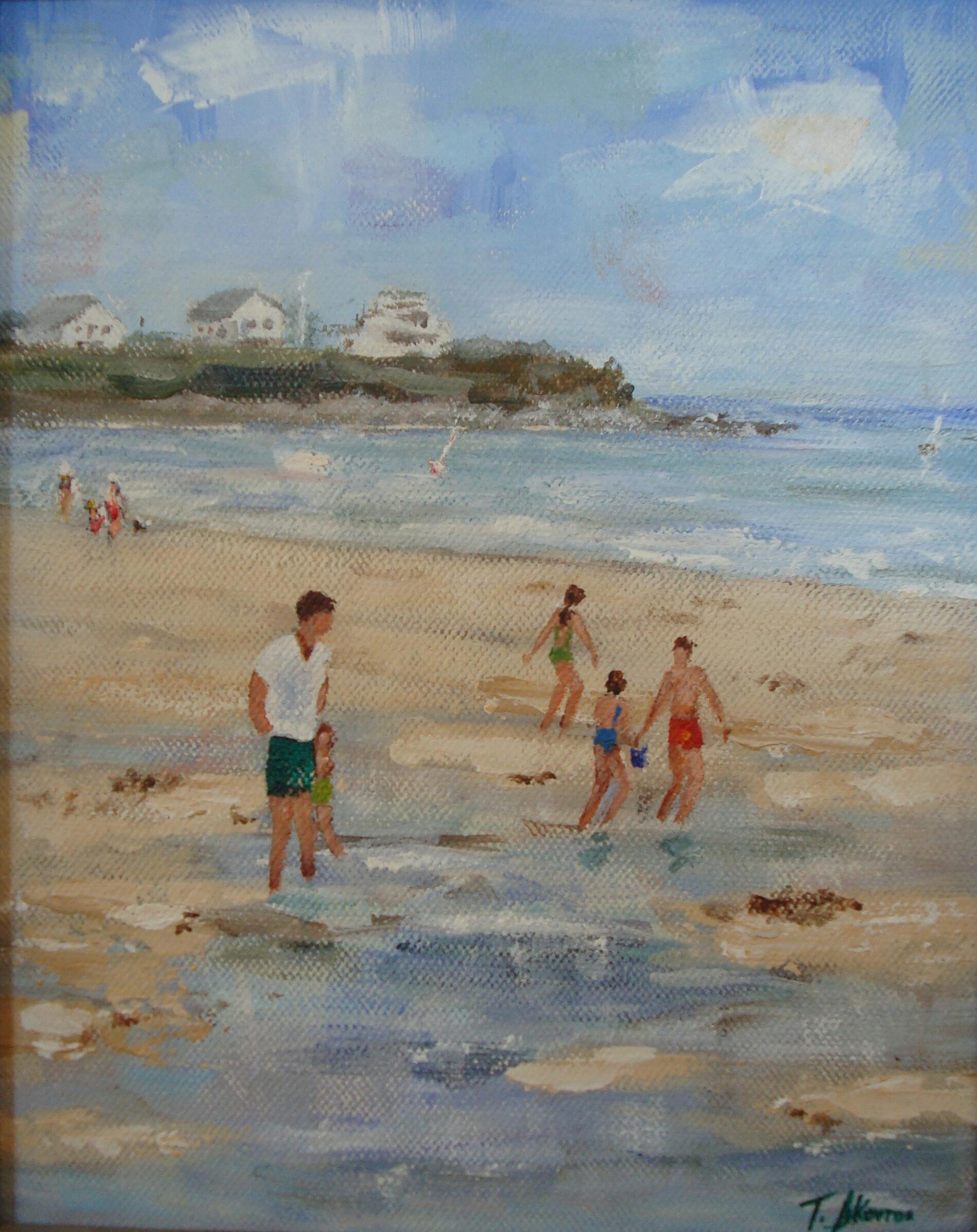 Fun at The Beach - Hampton Beach towards Boar's Head, Rye, NH