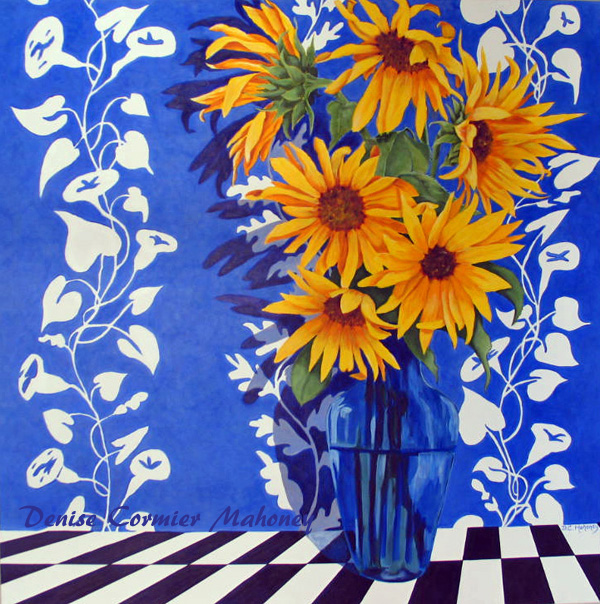 Sunflowers for a Friend (2008)