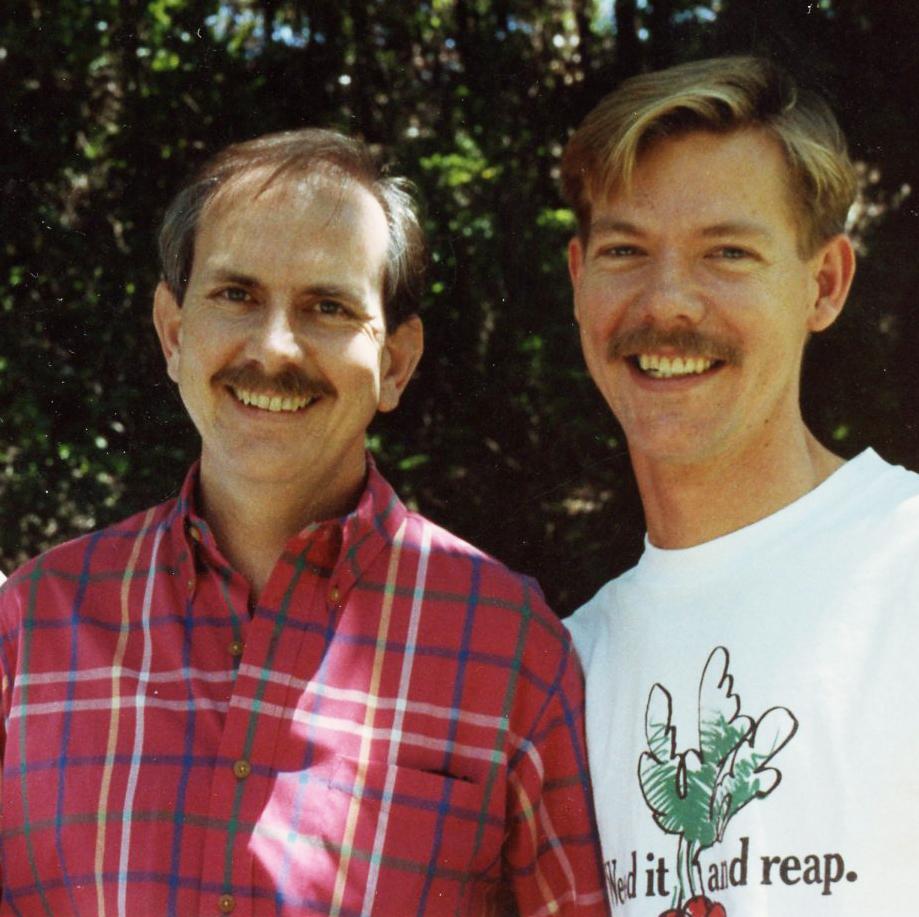 William Waybourn and Bruce Monroe