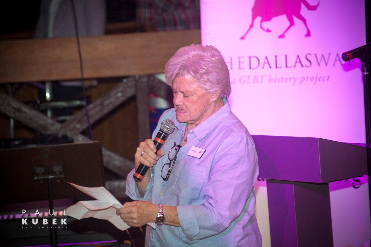 Pridge Pridgeon, board member of The Dallas Way