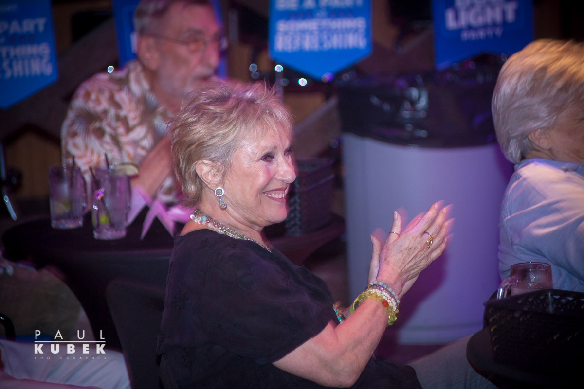Jeanne Sanders, board member of The Dallas Way