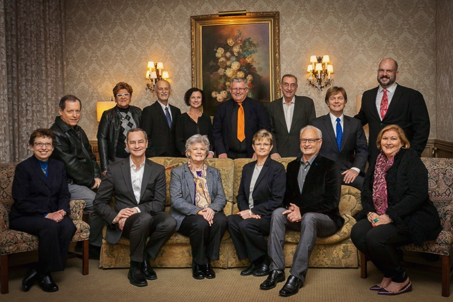 Fourth Board of Directors - Feb. 4, 2015 -- Our 4th year