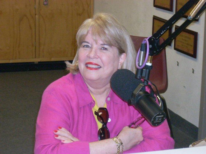 Candy Marcum: frequent contributor to Lambda Weekly radio program