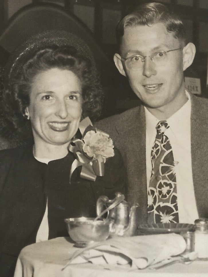Jean and Bill Nelson, Sr.