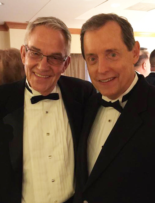 Don Maison and Mike Anglin (2014)