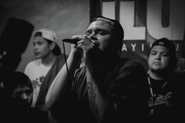 Music by LA rapper Tha Ynoe