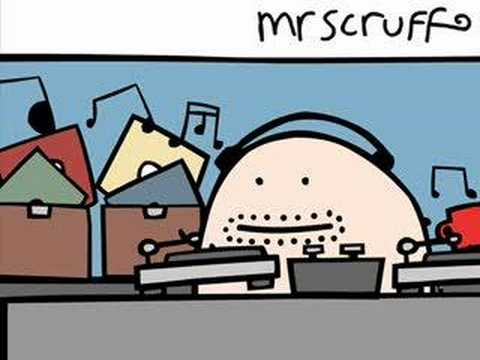 Trip hop & electronica DJ Mr. Scruff provides the music