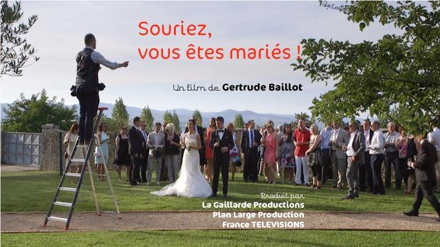 - projection le 15 décembre 2017 à la SCAMdiffusion France 3 Rhône Alpes 2017http://www.gertrudebaillot.com/
