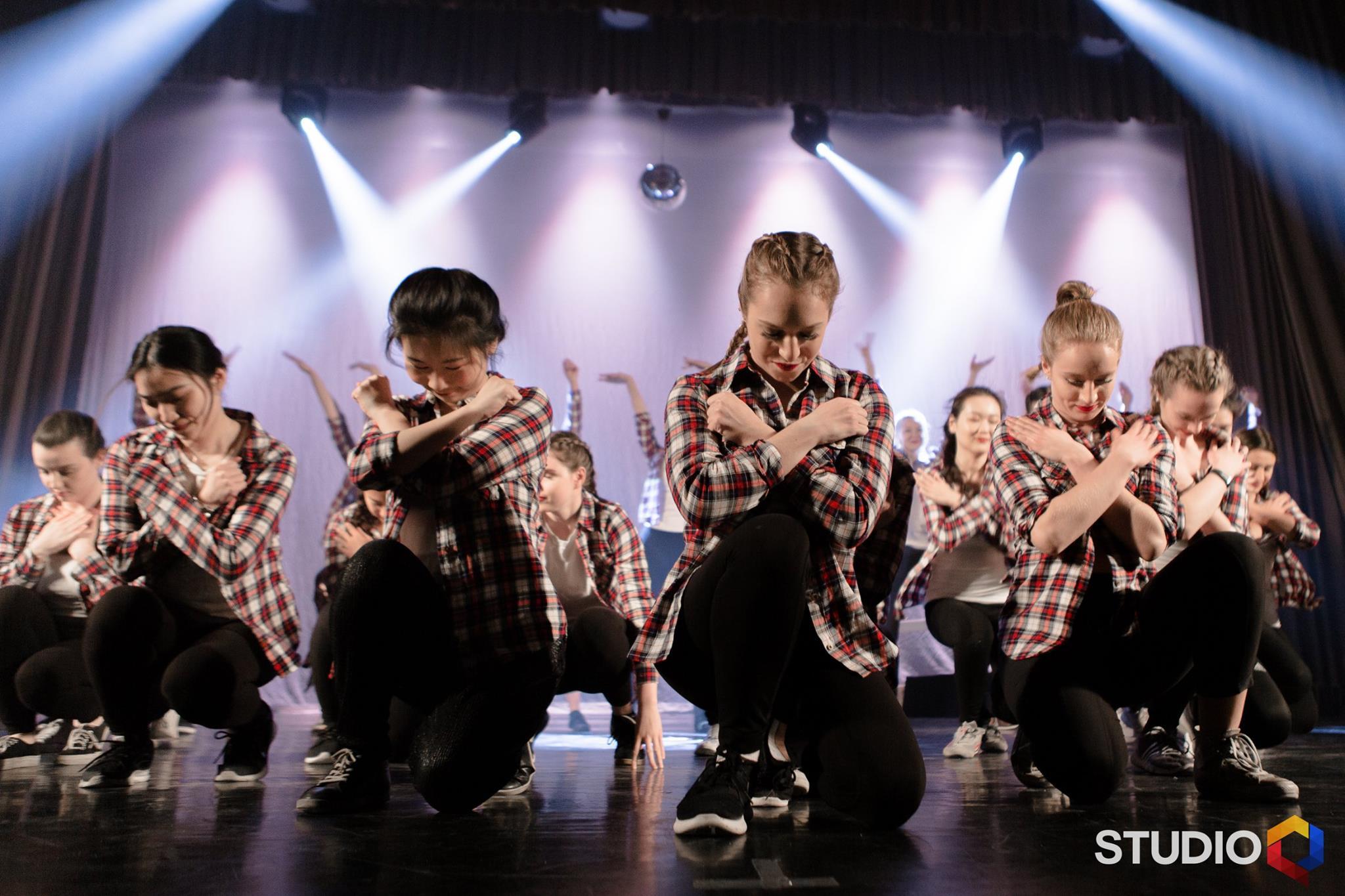 JUST DANCE 2017 -
