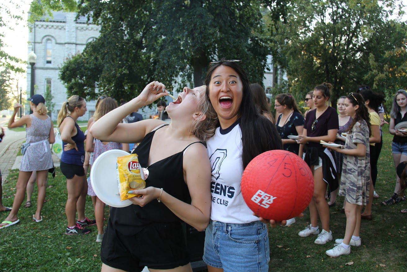 WELCOME BBQ 2017 -