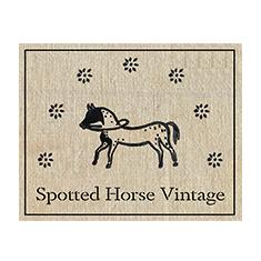 Spotted Horse Vintage