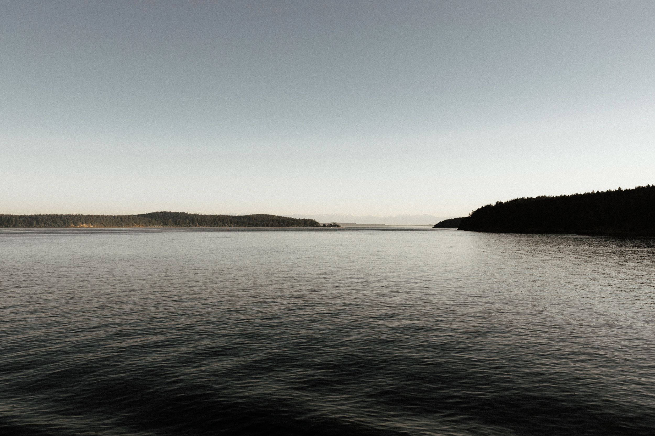 Cabins on the Point Orcas Island wedding venue - Portland Oregon traveling wedding and elopement photographer