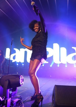 - Jamelia's music career has seen her grace every major stage in the UK, Europe, Australia and more! Jamelia has been performing her hits for over 20 years, and continues to wow audiences with her dynamic performance style!