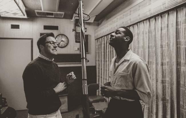 "Waterhouse and Leon Bridges recording ""Katchi"""