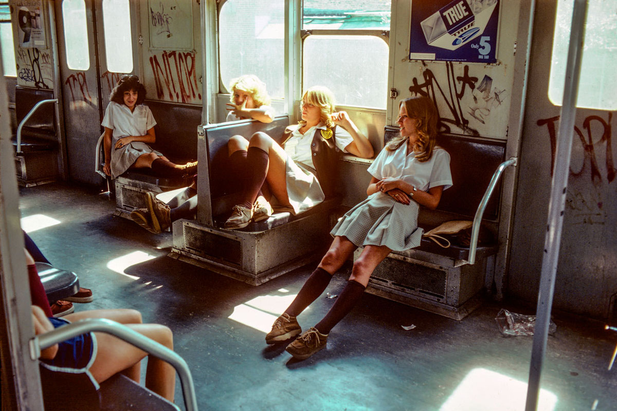 SUBWAY NEW YORK, 1977-1984