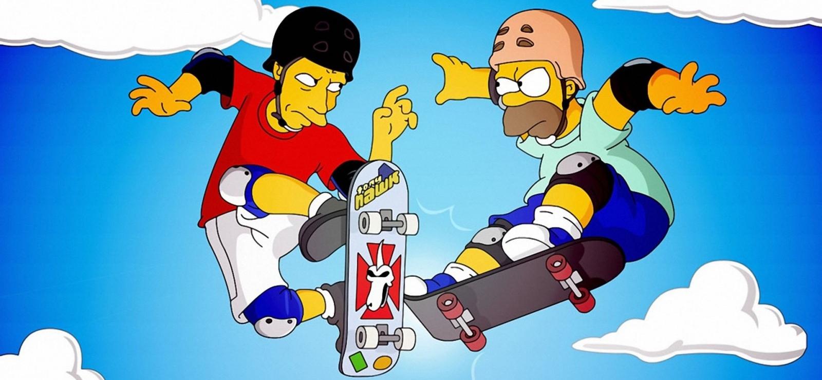 Tony VS Homer