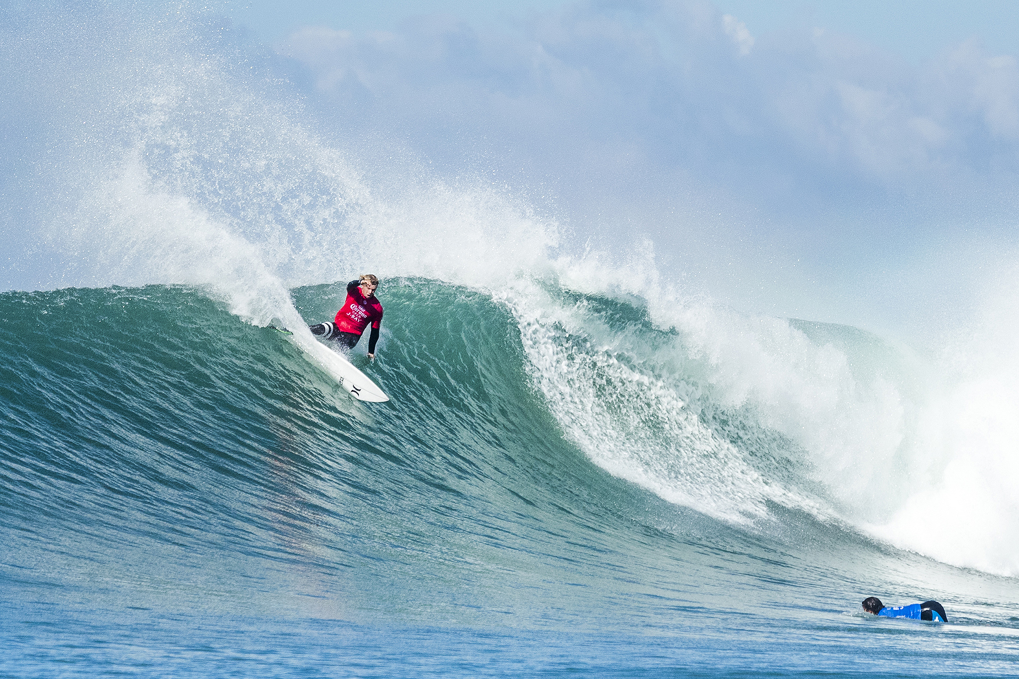 Tour leader John John Florence is out of the season