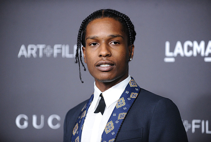 A$AP Rocky's Trial in Sweden Began On Tuesday -