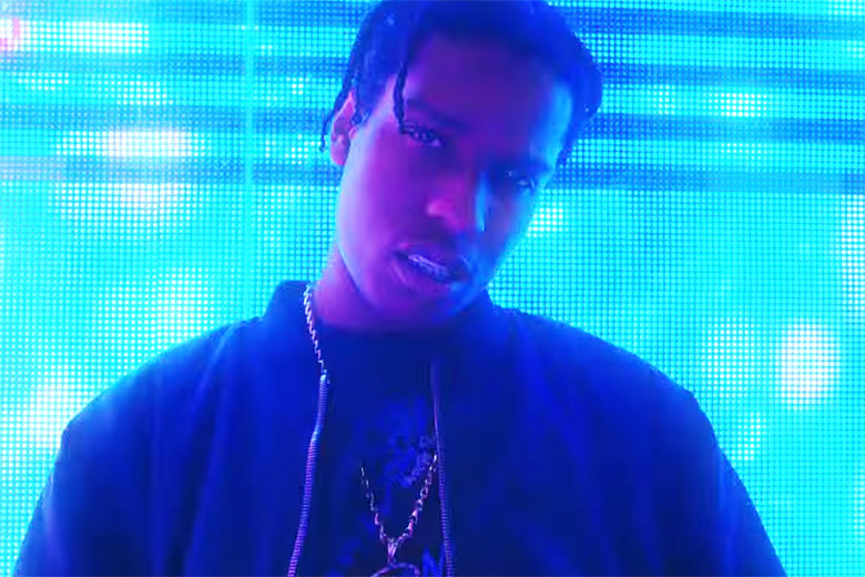 """A$AP Rocky is known for his hit song """"L$D"""" which came out in 2015."""