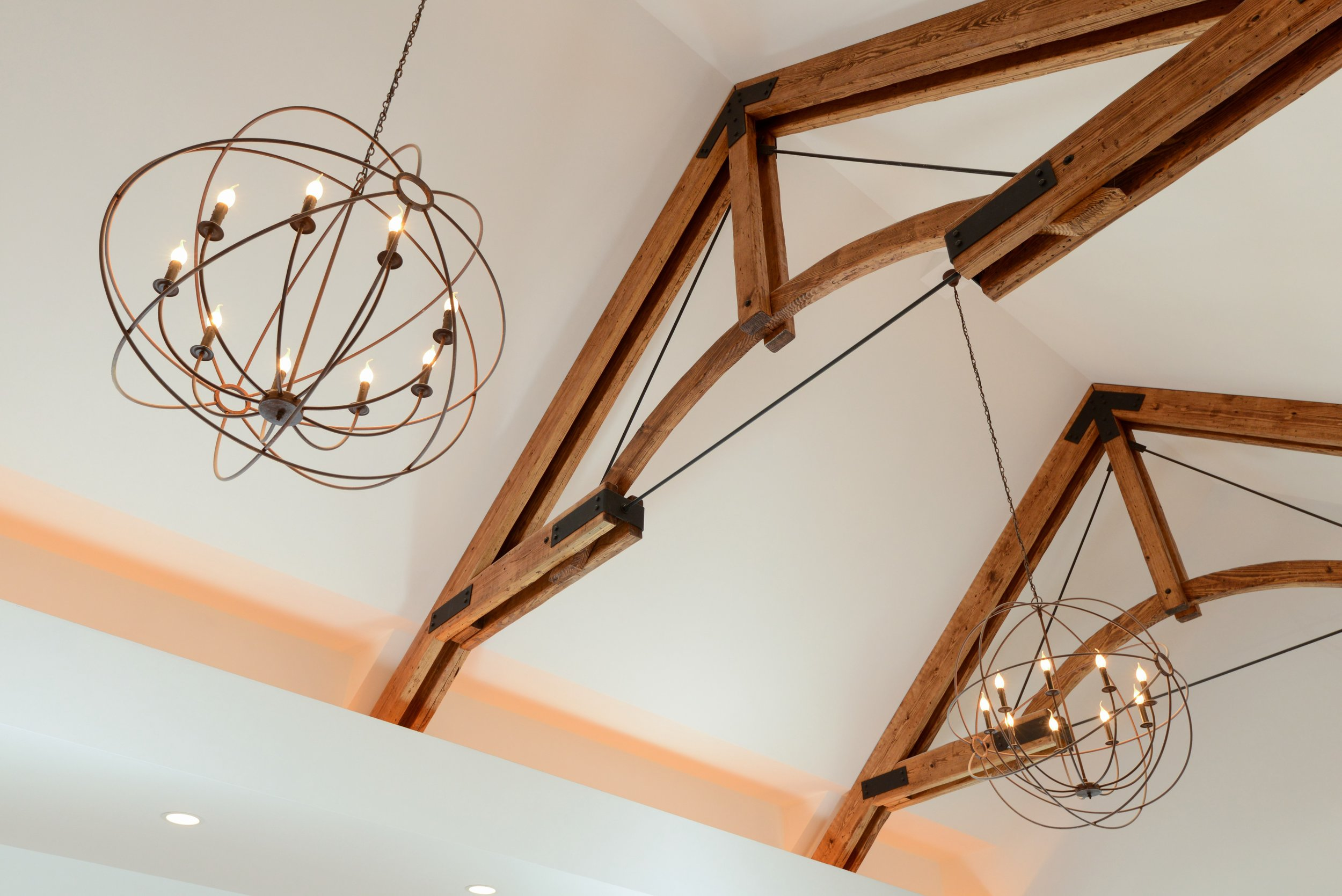 Decorative Trusses and Beams