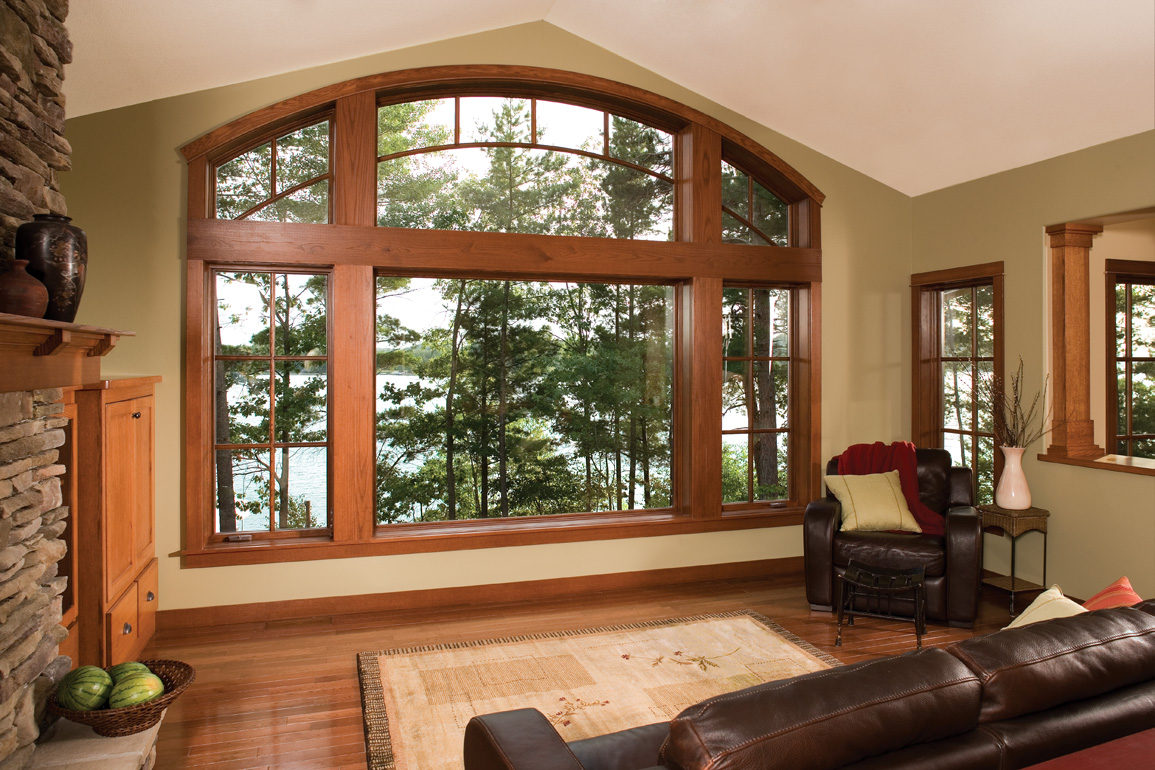 Casement windows from Jeldwen