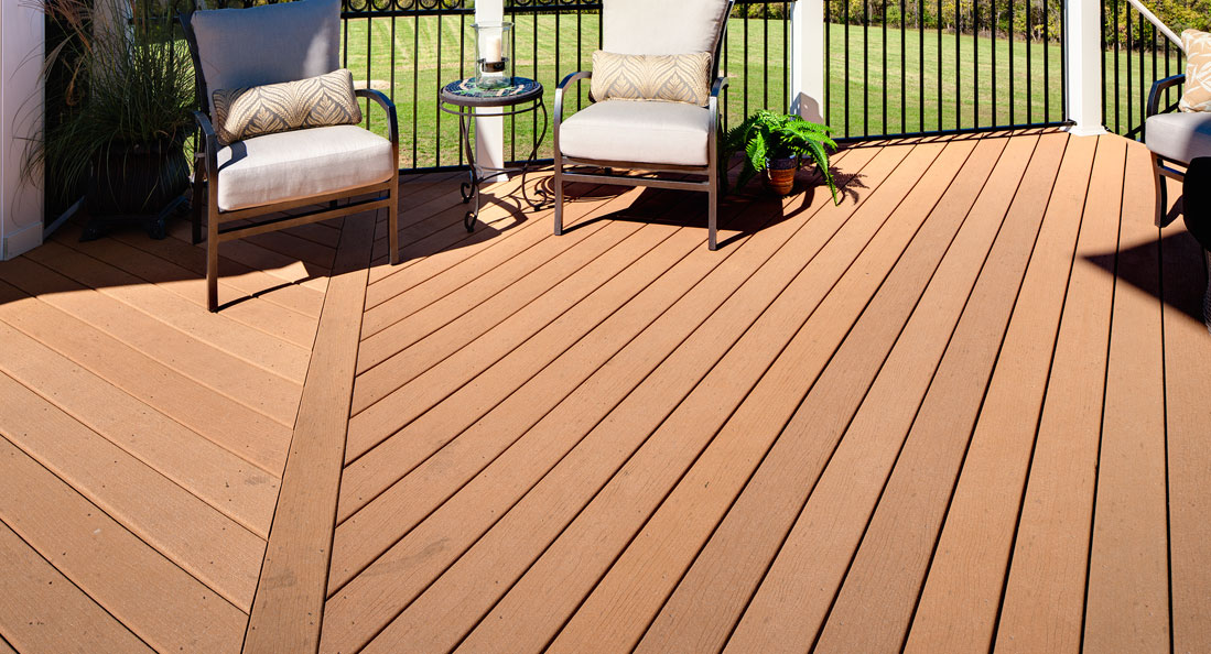 MoistureShield® composite decking products