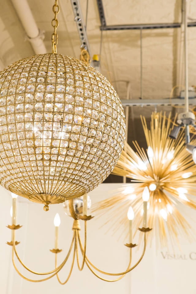Lighting designs from Visual Comfort & Co.